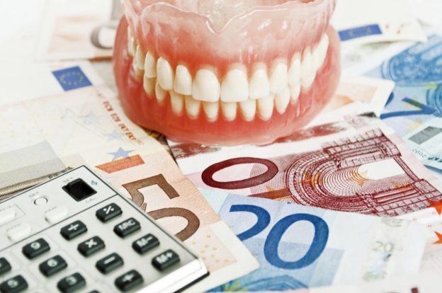 Kosten kunstgebit